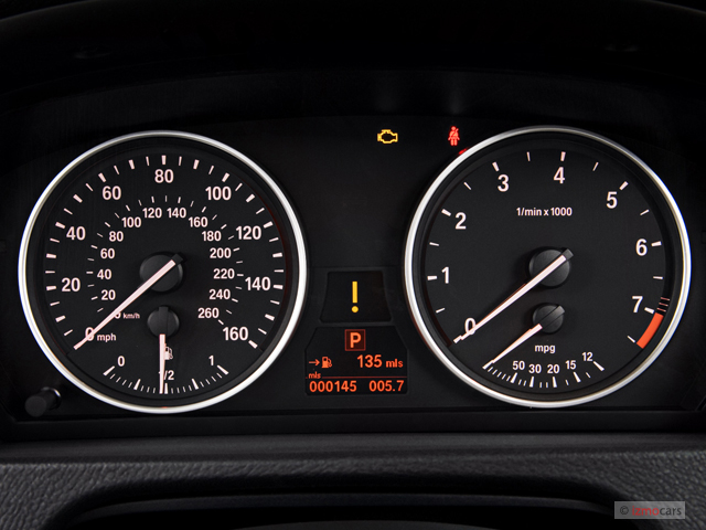 Image 2007 Bmw X5 Series Awd 4 Door 3 0si Instrument Cluster Size 640 X 480 Type Gif
