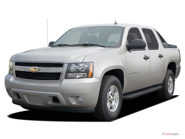 2007 Chevrolet Avalanche Chevy Pictures Photos Gallery