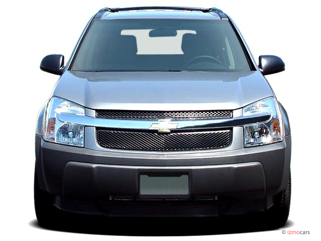Chevrolet Equinox 2007. 2007 Chevrolet Equinox - Photo