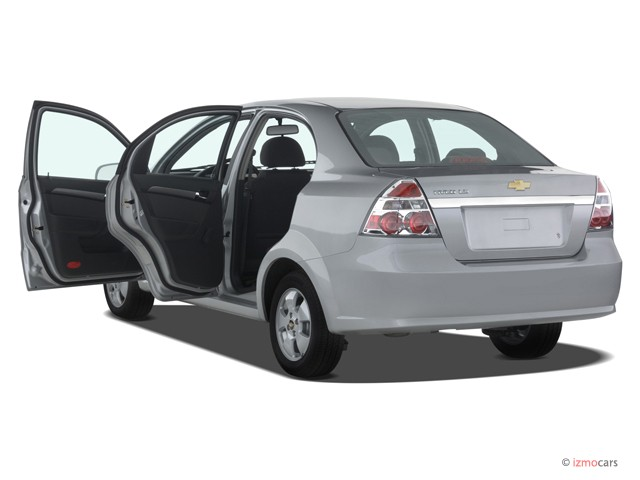 2007 Chevrolet Aveo Chevy Pictures Photos Gallery