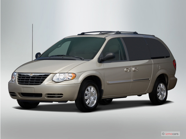 2007 chrysler town country lwb pictures photos gallery. Black Bedroom Furniture Sets. Home Design Ideas
