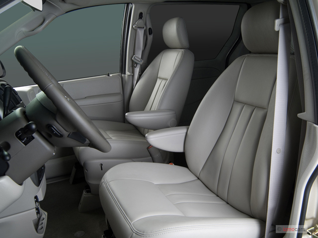 2007 Chrysler Town Amp Country Swb Pictures Photos Gallery