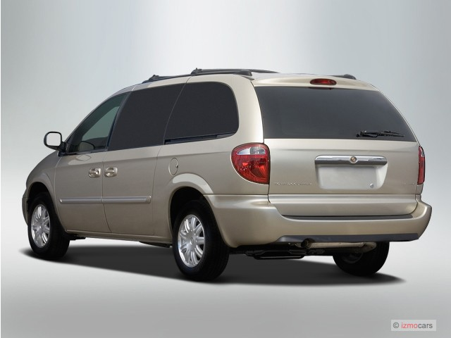 2007 chrysler town country lwb lx review. Black Bedroom Furniture Sets. Home Design Ideas