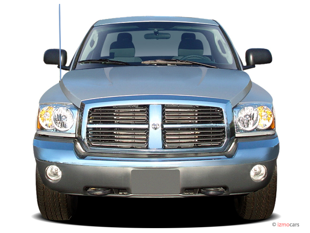 Front Exterior View - 2007 Dodge Dakota 4WD Club Cab 131