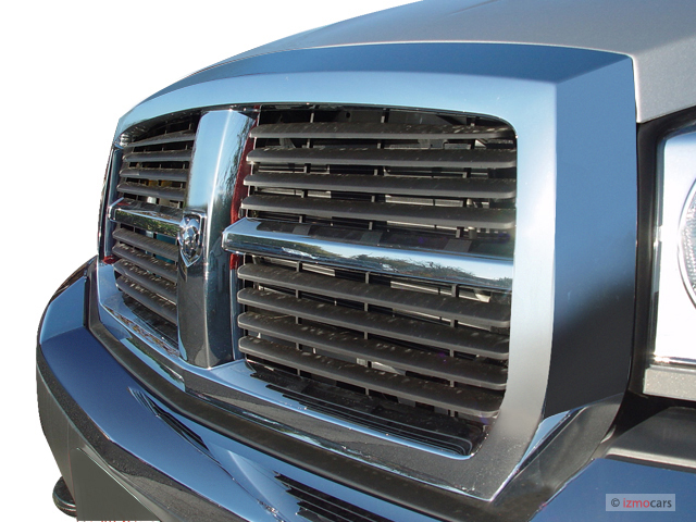 Grille - 2007 Dodge Dakota 4WD Club Cab 131