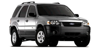 2007 Ford Escape Page 1 Review The Car Connection