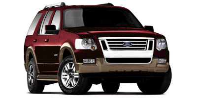 2007 ford explorer review ratings specs prices and photos the car connection. Black Bedroom Furniture Sets. Home Design Ideas