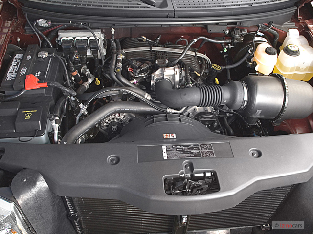 image 2007 ford f 150 2wd reg cab 126 xl engine size On ford f150 motor sizes