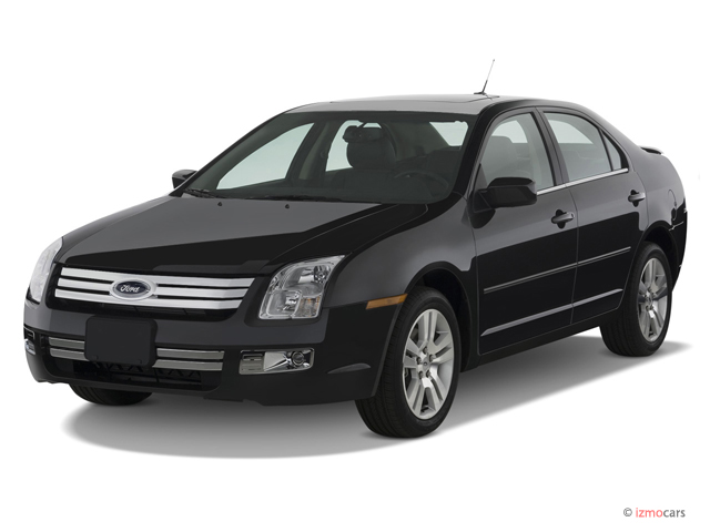 2007 ford fusion pictures photos gallery the car connection. Black Bedroom Furniture Sets. Home Design Ideas