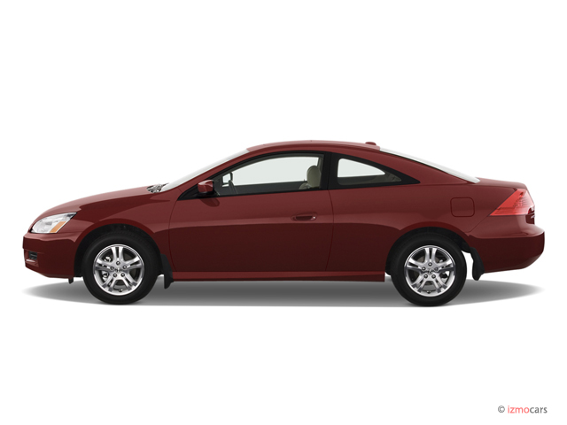 image 2007 honda accord coupe 2 door i4 at exl side exterior view size 640 x 480 type gif. Black Bedroom Furniture Sets. Home Design Ideas
