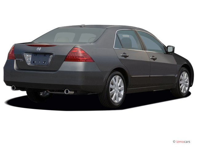 2007 Honda Accord Sedan Pictures Photos Gallery