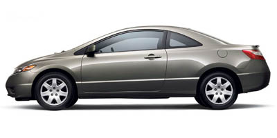 2007 Honda Civic Cpe LX #7718122