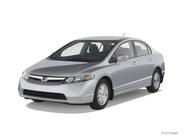 image 2007 honda civic hybrid 4 door sedan angular front exterior view size 640 x 480 type. Black Bedroom Furniture Sets. Home Design Ideas