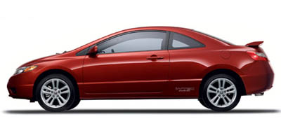 2007 Honda Civic Si #8730049