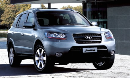 Image Result For  Hyundai Santa Fe Gls At