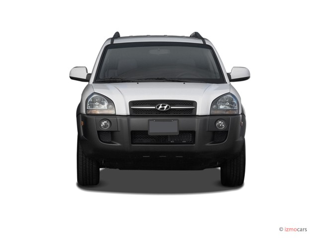 Hyundai Tucson 2007 Black. 2007 Hyundai Tucson - Photo
