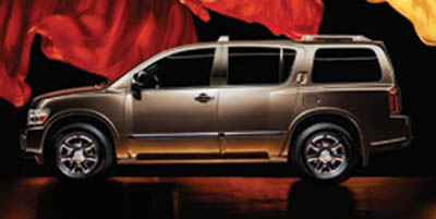 2007 Infiniti Qx56 Page 1 Review The Car Connection