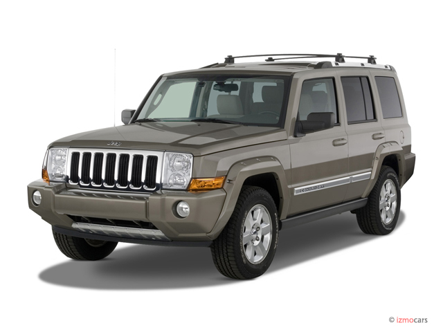 2007 Jeep Commander Page 1 Review The Car Connection