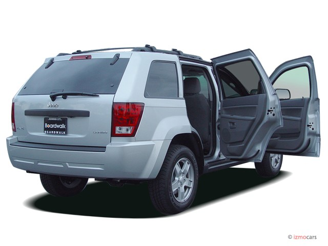What Does Hov Lane Mean >> Image: 2007 Jeep Grand Cherokee 4WD 4-door Laredo Open