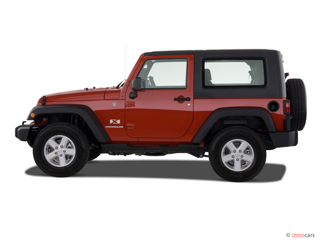 2007 jeep wrangler pictures photos gallery the car connection. Black Bedroom Furniture Sets. Home Design Ideas