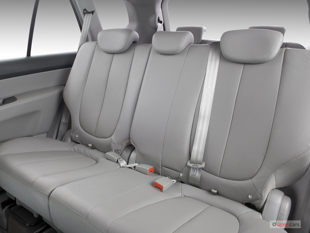 Kia Sorento 3rd Row Seating. Kia Sorento 3rd Row