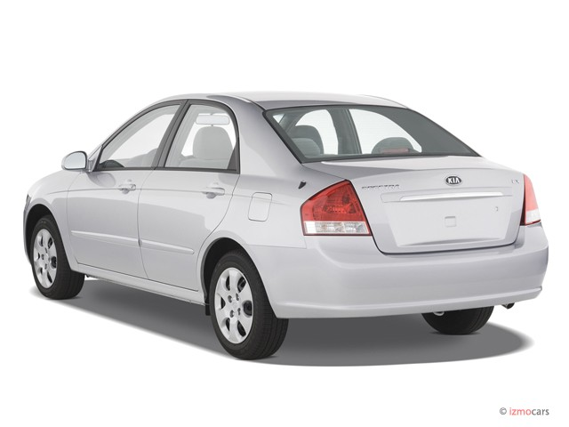 Kia Spectra Used Car Review