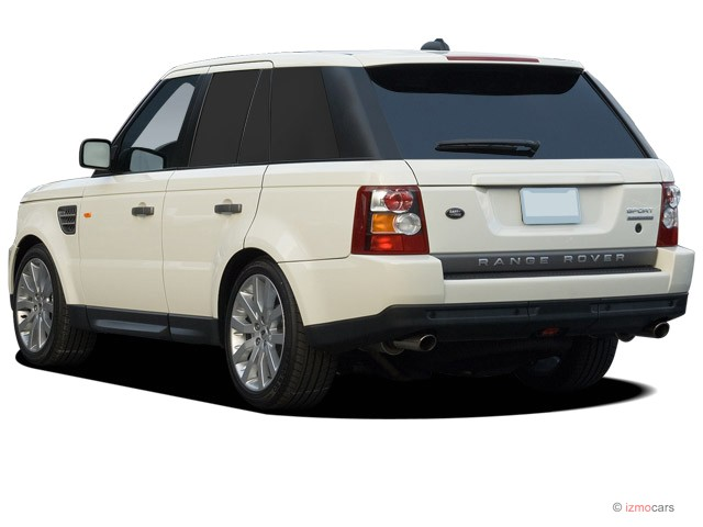 image 2007 land rover range rover sport 4wd 4 door sc angular rear exterior view size 640 x. Black Bedroom Furniture Sets. Home Design Ideas