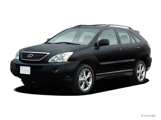 2007 lexus rx 400h pictures photos gallery motorauthority. Black Bedroom Furniture Sets. Home Design Ideas