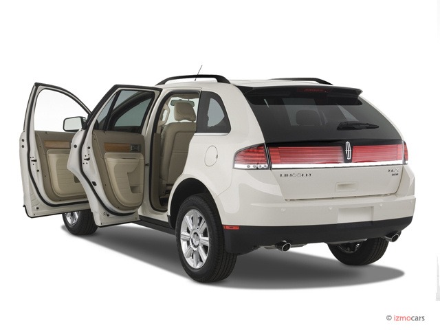 2007 Lincoln MKX AWD 4-door Open Doors