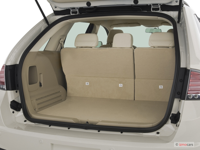 2007 Lincoln MKX AWD 4-door Trunk