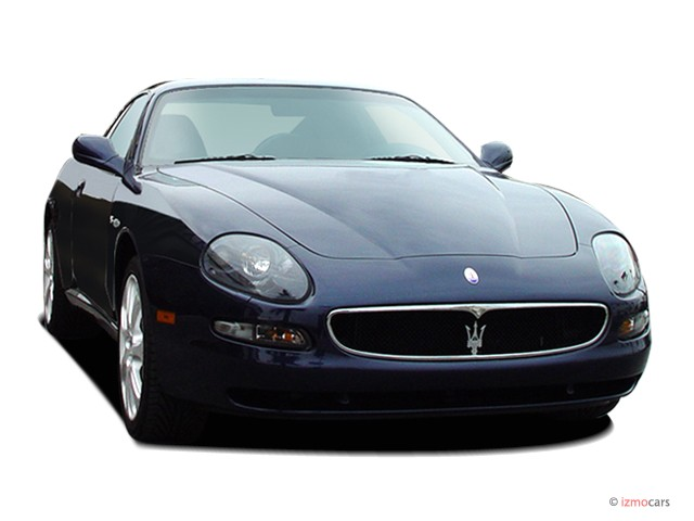 2004 Maserati Quattroporte. 2004 Maserati Coupe - Photo