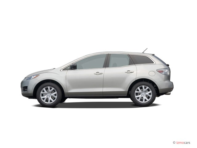 Image 2007 Mazda Cx 7 Awd 4 Door Touring Side Exterior View Size 640 X 480 Type Gif Posted