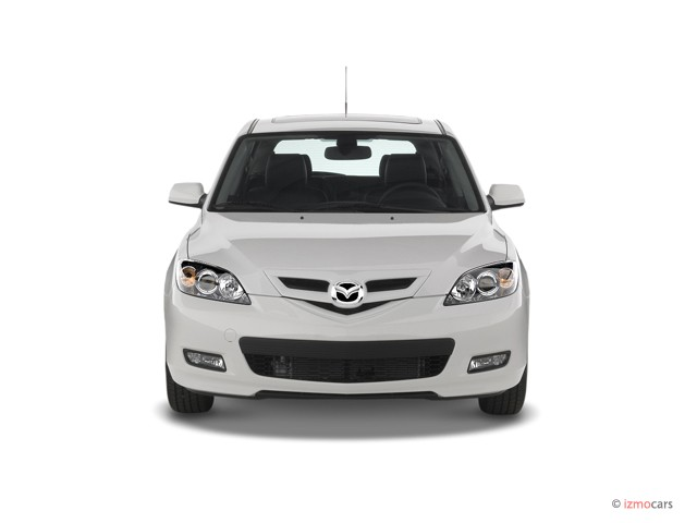image 2007 mazda mazda3 5dr hb auto s grand touring front exterior view size 640 x 480 type. Black Bedroom Furniture Sets. Home Design Ideas