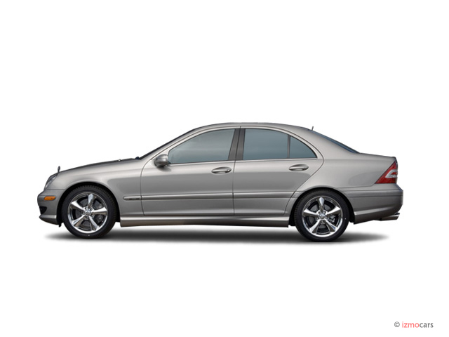 2007 Mercedes Benz C Class Pictures Photos Gallery