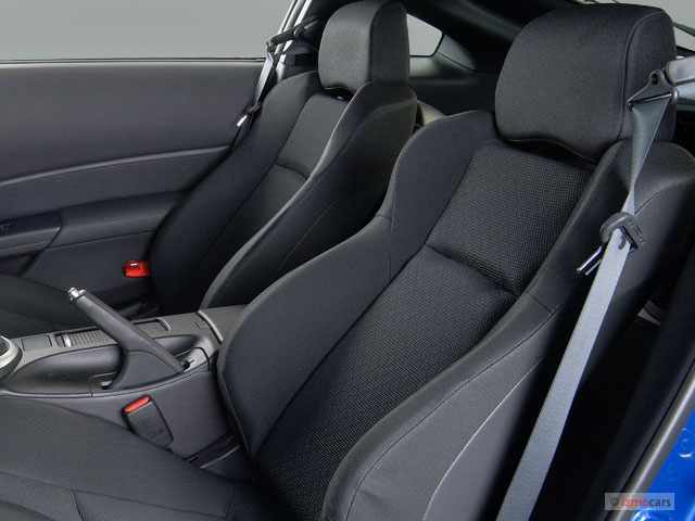 Image 2007 Nissan 350z 2 Door Coupe Manual Rear Seats