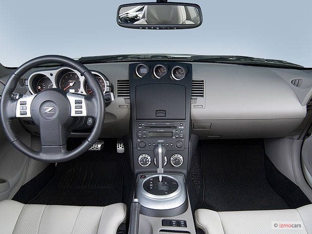 Image: 2007 Nissan 350Z 2-door Roadster Auto Touring Dashboard, size ...