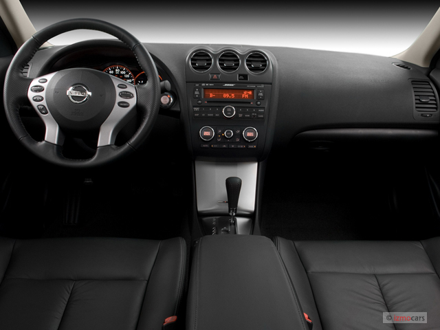 Image 2007 Nissan Altima 4 Door Sedan I4 Cvt 2 5s Dashboard Size 640 X 480 Type Gif Posted