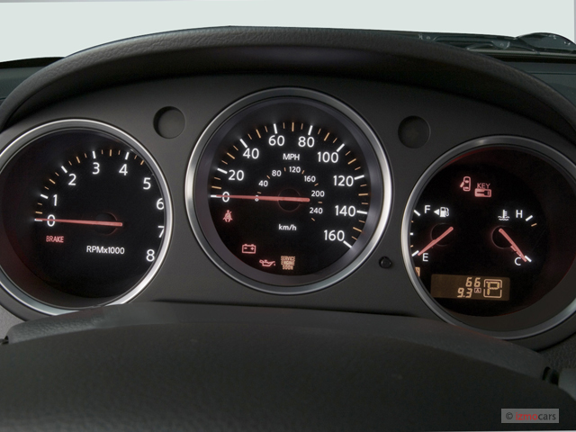 Image 2007 Nissan Maxima 4 Door Sedan Se Instrument Cluster Size 640 X 480 Type Gif Posted