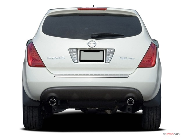 2007 Nissan Murano Reviews and Ratings - MotorAuthority