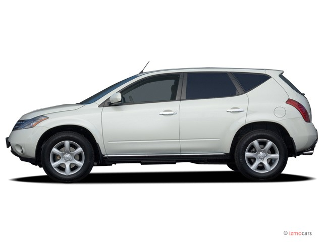 Image 2007 Nissan Murano Awd 4 Door Se Side Exterior View