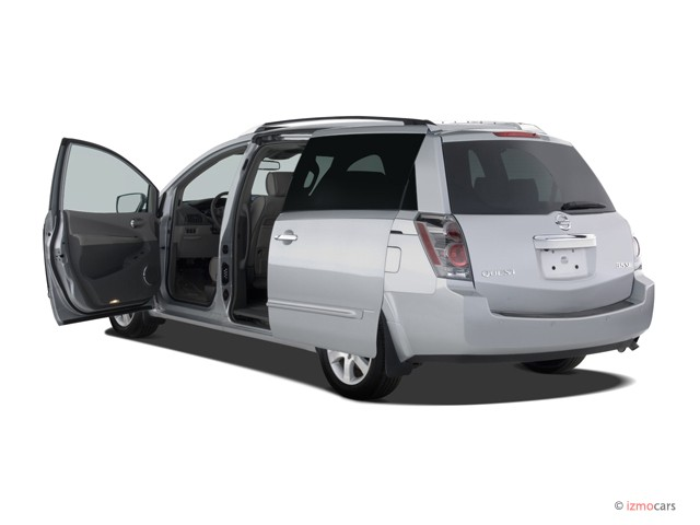 image 2007 nissan quest 4 door se open doors size 640 x. Black Bedroom Furniture Sets. Home Design Ideas