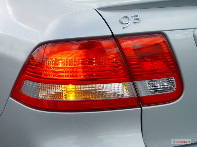Chevy Volt Lease >> Image: 2007 Saab 9-3 4-door Sedan Tail Light, size: 640 x ...
