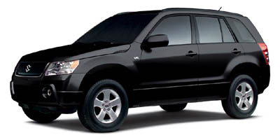2007 Suzuki Grand Vitara Page 1 Review The Car Connection