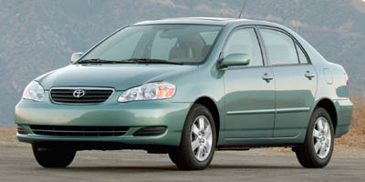 Saturn Aura Review >> 2007 Toyota Corolla CE