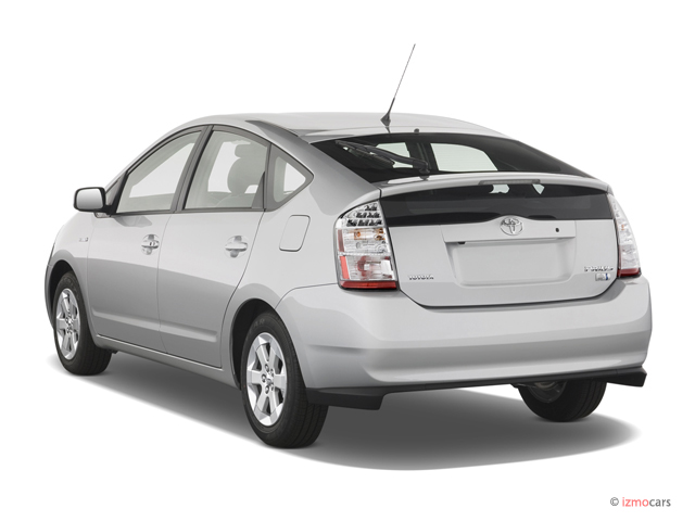 2007 toyota prius pictures photos gallery motorauthority. Black Bedroom Furniture Sets. Home Design Ideas