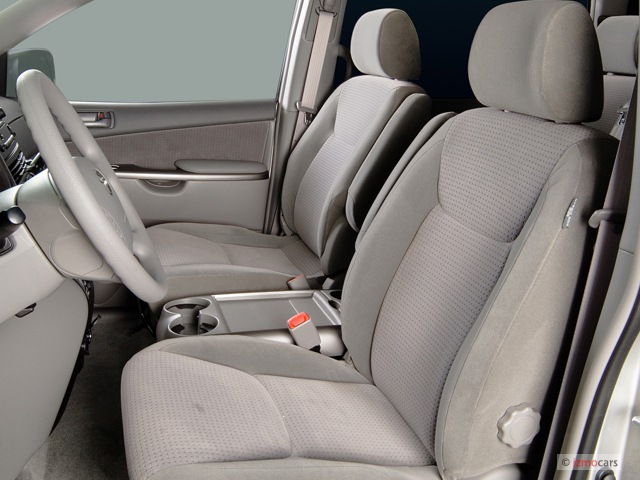 2007 toyota sienna pictures photos gallery motorauthority. Black Bedroom Furniture Sets. Home Design Ideas