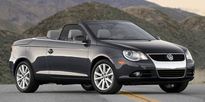 2007 Volkswagen Eos Vw Page 1 Review The Car Connection