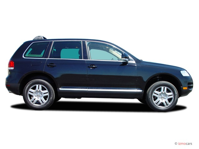 image 2007 volkswagen touareg 4 door v8 side exterior. Black Bedroom Furniture Sets. Home Design Ideas