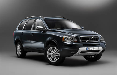2007 Volvo Xc90 Features Divx Playback