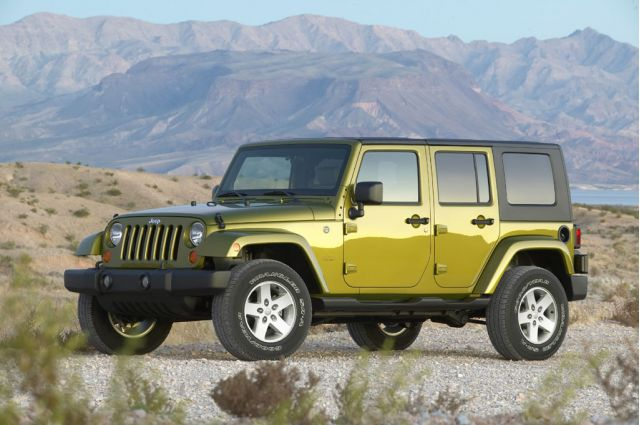 2007 jeep wrangler unlimited. Cars Review. Best American Auto & Cars Review